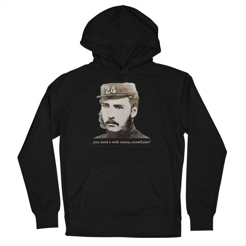 You Need a Safe Space, Snowflake? Men's Pullover Hoody by The Rake & Herald Online Clag Emporium