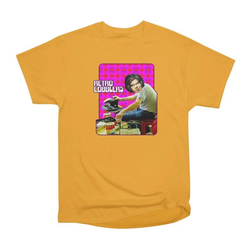 Retro Cobblers Men's Classic T-Shirt by The Rake & Herald Online Clag Emporium