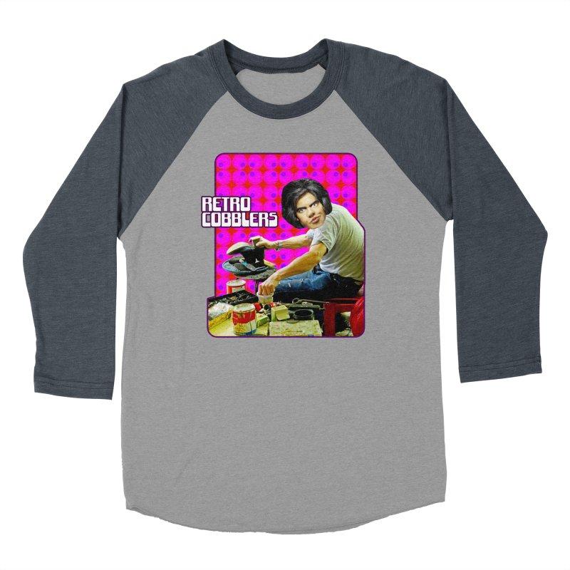 Retro Cobblers Women's Baseball Triblend T-Shirt by The Rake & Herald Online Clag Emporium