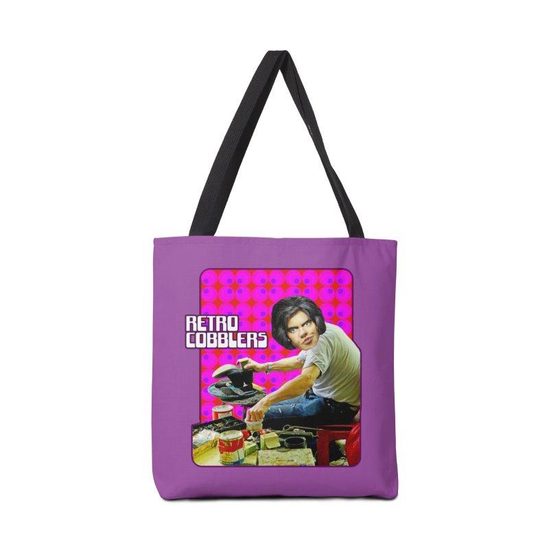 Retro Cobblers Accessories Tote Bag Bag by The Rake & Herald Online Clag Emporium