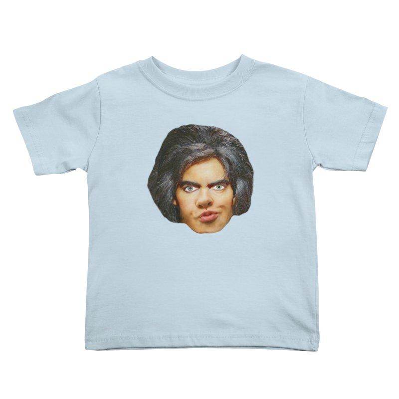 Retro Cobblers Bloke Kids Toddler T-Shirt by The Rake & Herald Online Clag Emporium