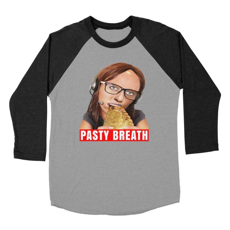 Pasty Breath Women's Baseball Triblend T-Shirt by The Rake & Herald Online Clag Emporium