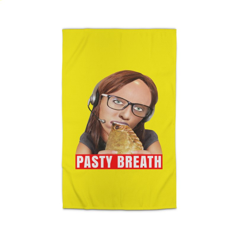 Pasty Breath Home Rug by The Rake & Herald Online Clag Emporium