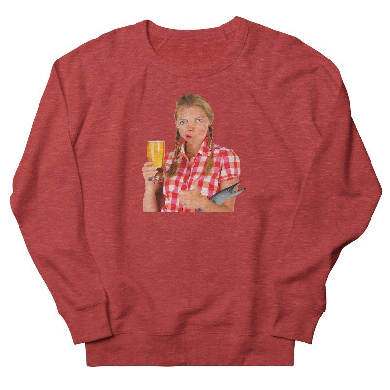 Gabrielle Fish-Pint Men's Sweatshirt by The Rake & Herald Online Clag Emporium
