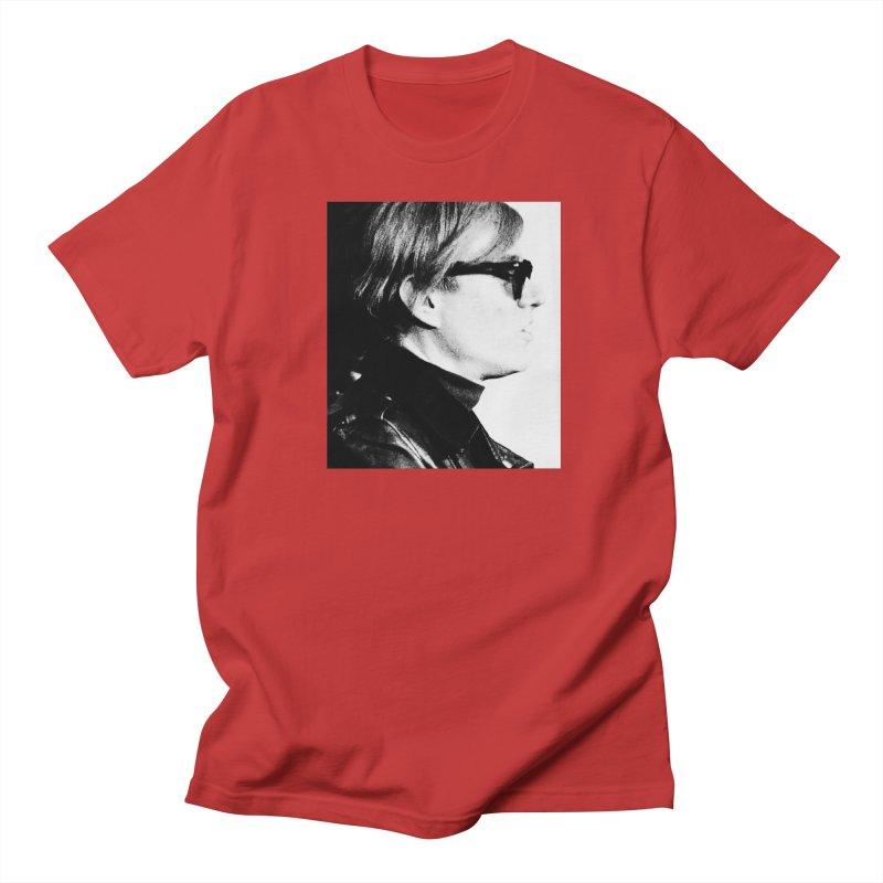 Hero of the Rake & Herald Andy Warhol Women's Regular Unisex T-Shirt by The Rake & Herald Online Clag Emporium