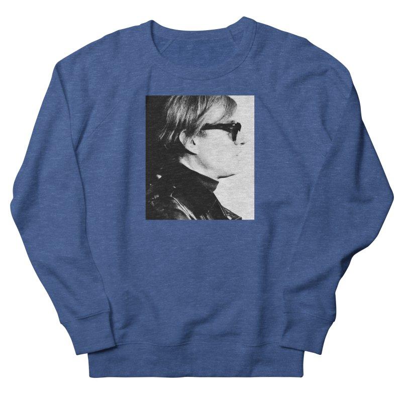 Hero of the Rake & Herald Andy Warhol Women's Sweatshirt by The Rake & Herald Online Clag Emporium