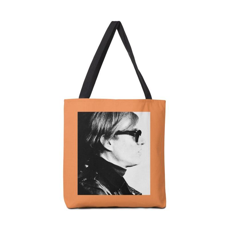 Hero of the Rake & Herald Andy Warhol Accessories Tote Bag Bag by The Rake & Herald Online Clag Emporium