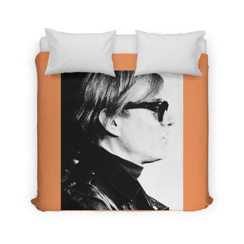 Hero of the Rake & Herald Andy Warhol Home Duvet by The Rake & Herald Online Clag Emporium