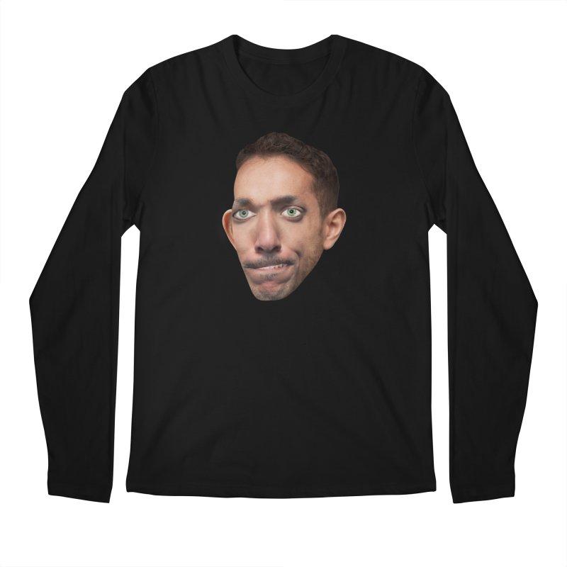SasquickPoonDog775 Men's Longsleeve T-Shirt by The Rake & Herald Online Clag Emporium