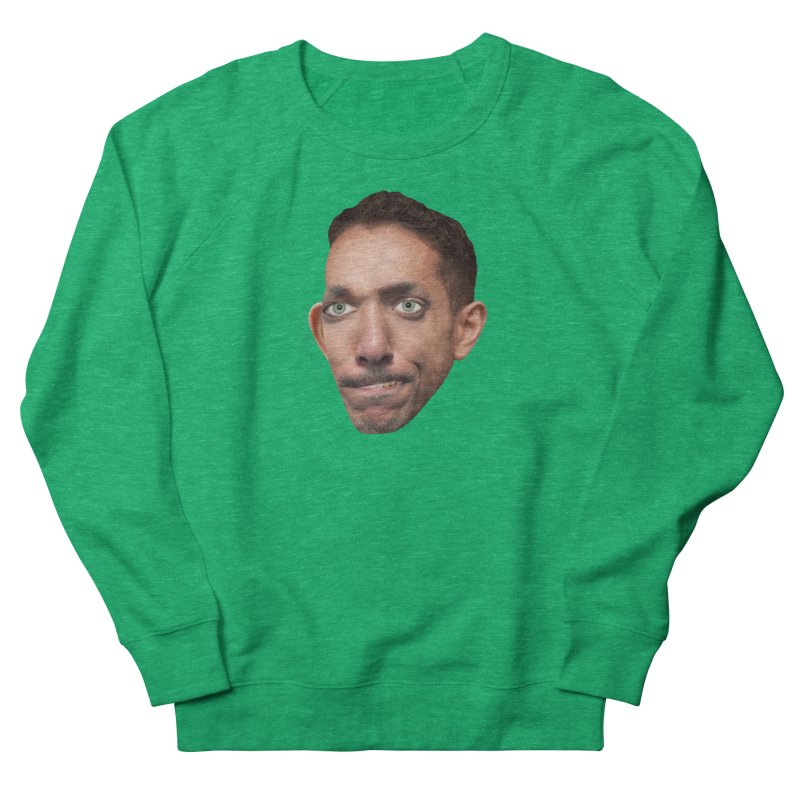 SasquickPoonDog775 Women's Sweatshirt by The Rake & Herald Online Clag Emporium