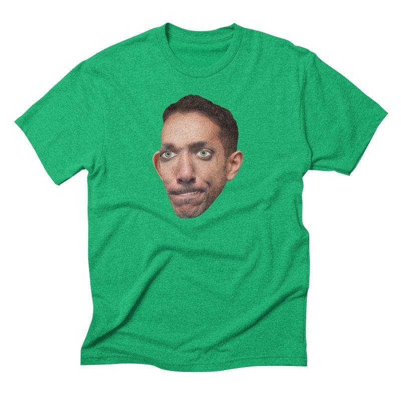 SasquickPoonDog775 Men's Triblend T-shirt by The Rake & Herald Online Clag Emporium