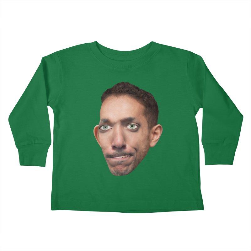 SasquickPoonDog775 Kids Toddler Longsleeve T-Shirt by The Rake & Herald Online Clag Emporium