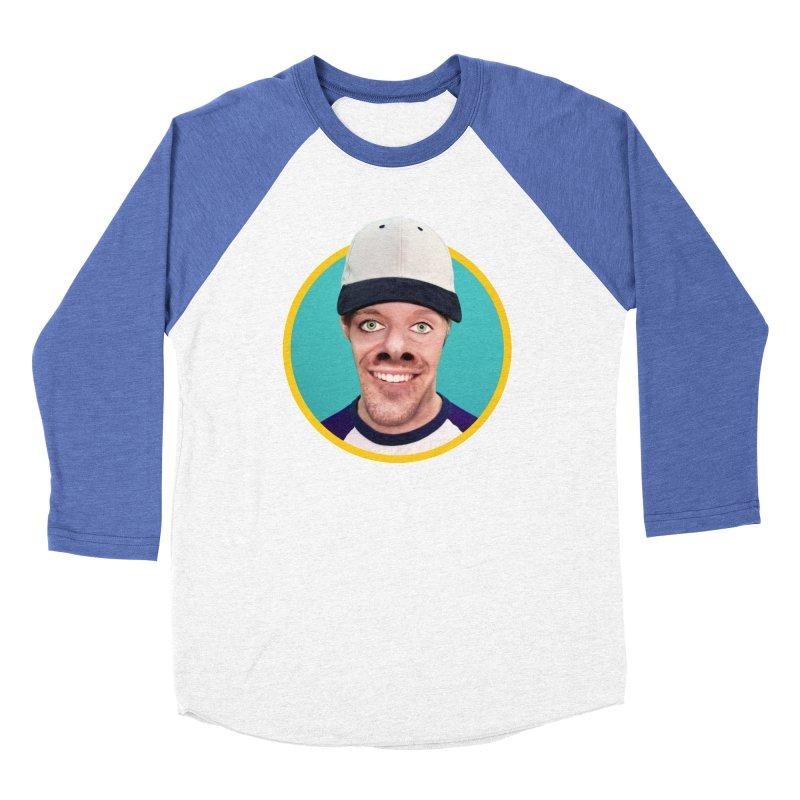Steven Rearguard Women's Baseball Triblend Longsleeve T-Shirt by The Rake & Herald Online Clag Emporium