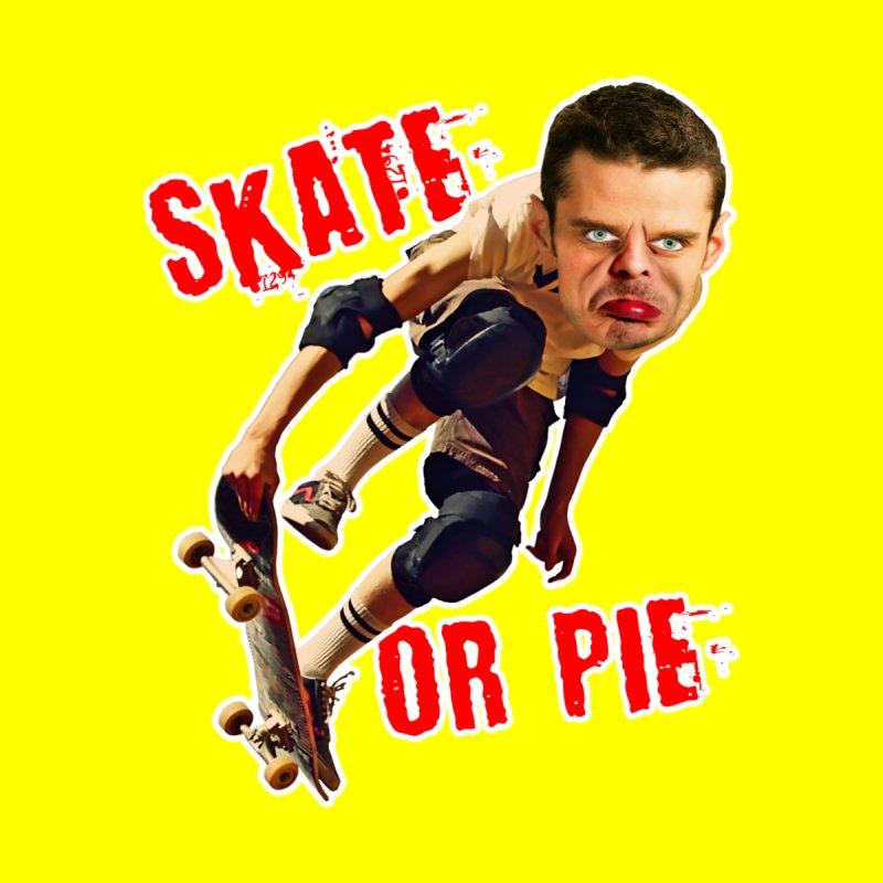 Skate or Pie by The Rake & Herald Online Clag Emporium