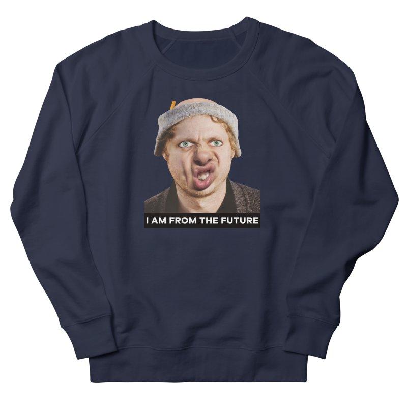 I Am From the Future Men's Sweatshirt by The Rake & Herald Online Clag Emporium