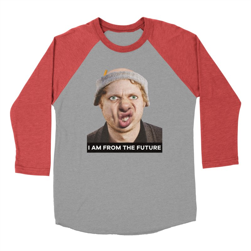 I Am From the Future Men's Longsleeve T-Shirt by The Rake & Herald Online Clag Emporium