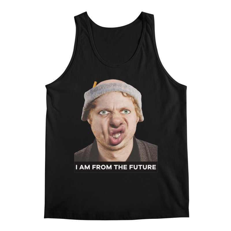 I Am From the Future Men's Tank by The Rake & Herald Online Clag Emporium