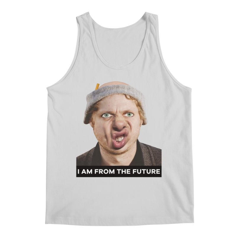 I Am From the Future Men's Regular Tank by The Rake & Herald Online Clag Emporium