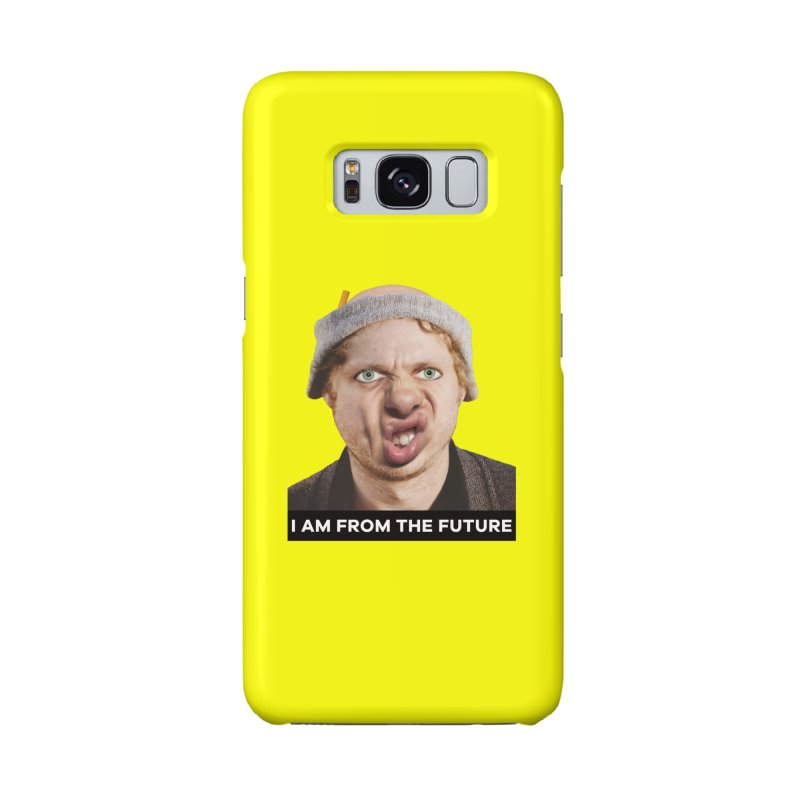 I Am From the Future Accessories Phone Case by The Rake & Herald Online Clag Emporium