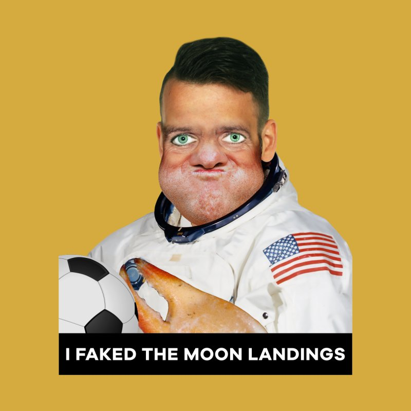 I Faked the Moon Landings by The Rake & Herald Online Clag Emporium