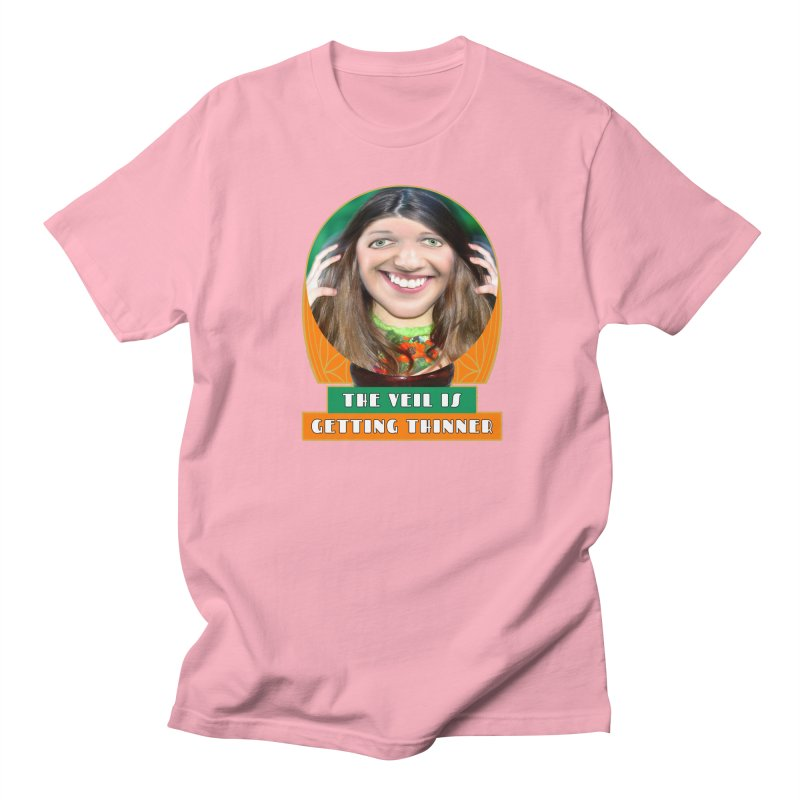 The Veil Is Getting Thinner Women's T-Shirt by The Rake & Herald Online Clag Emporium