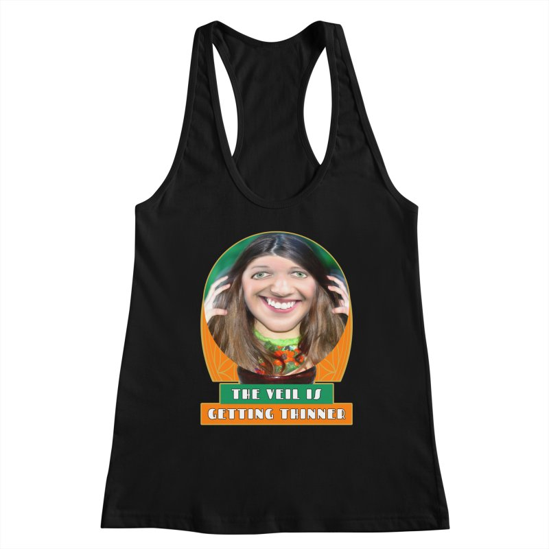The Veil Is Getting Thinner Women's Tank by The Rake & Herald Online Clag Emporium