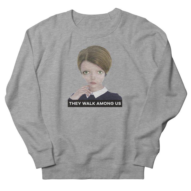 They Walk Among Us Men's Sweatshirt by The Rake & Herald Online Clag Emporium