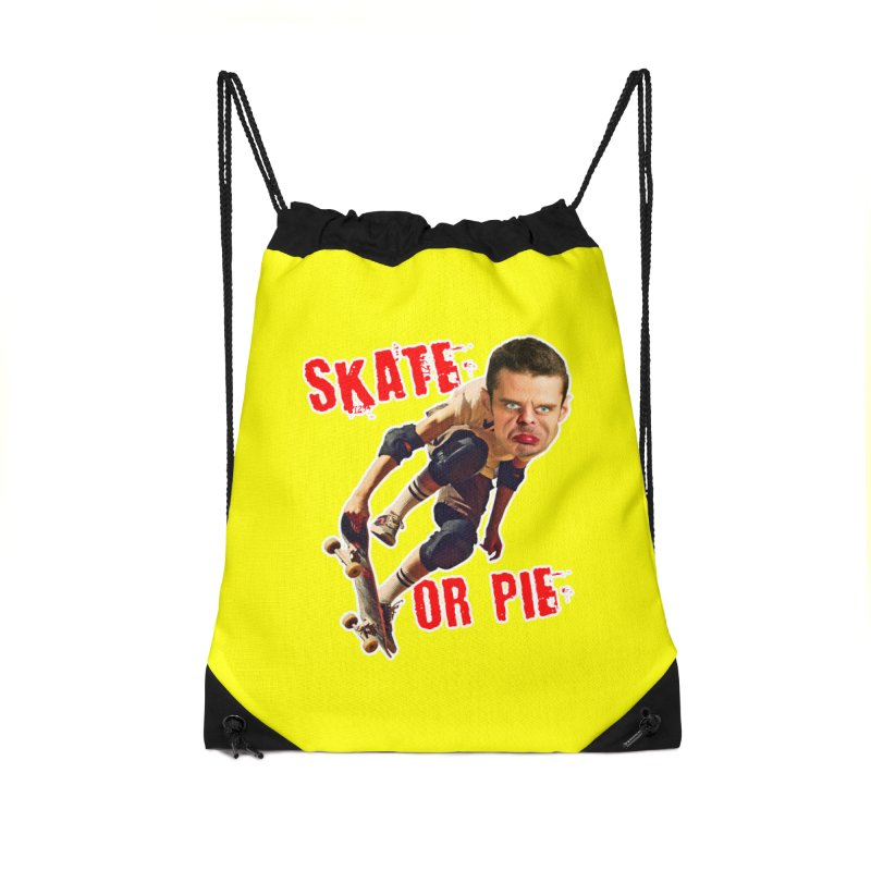 Skate or Pie Accessories Bag by The Rake & Herald Online Clag Emporium