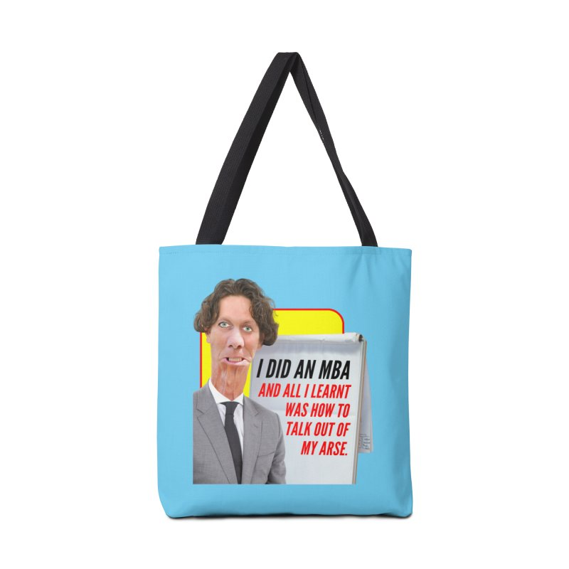 I Did an MBA Accessories Bag by The Rake & Herald Online Clag Emporium