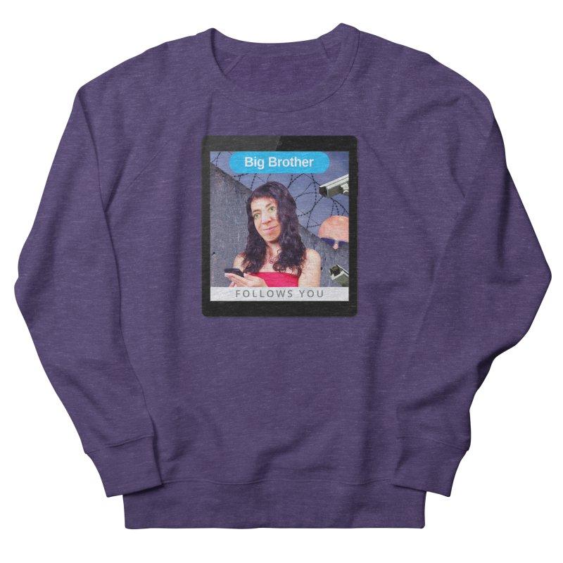 Big Brother Follows You Women's Sweatshirt by The Rake & Herald Online Clag Emporium
