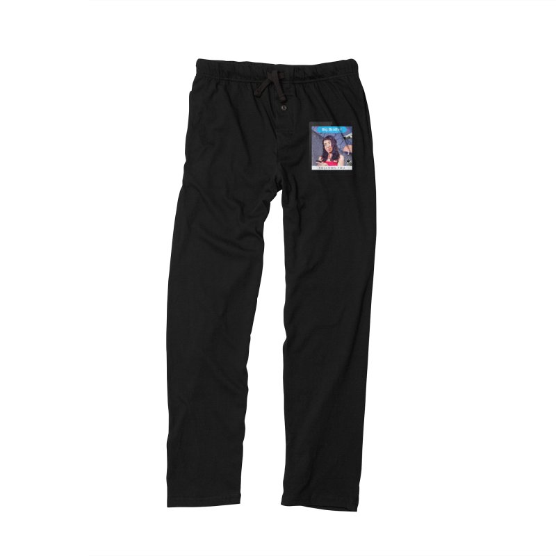 Big Brother Follows You Men's Lounge Pants by The Rake & Herald Online Clag Emporium