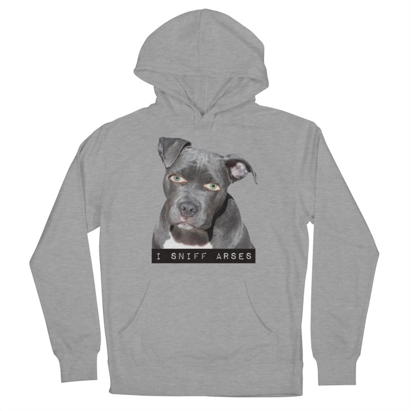 I Sniff Arses Men's Pullover Hoody by The Rake & Herald Online Clag Emporium