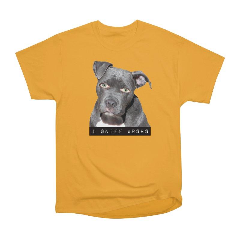I Sniff Arses Men's Classic T-Shirt by The Rake & Herald Online Clag Emporium