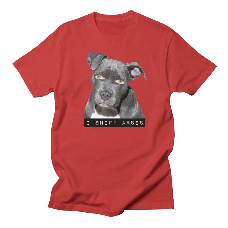 I Sniff Arses Women's Unisex T-Shirt by The Rake & Herald Online Clag Emporium
