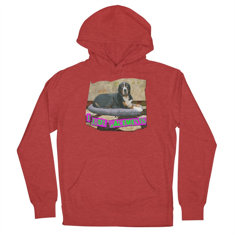 I Foul Pavements Women's Pullover Hoody by The Rake & Herald Online Clag Emporium