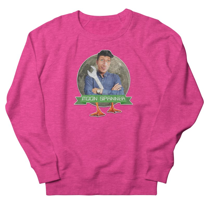 Moon Spanner Men's Sweatshirt by The Rake & Herald Online Clag Emporium