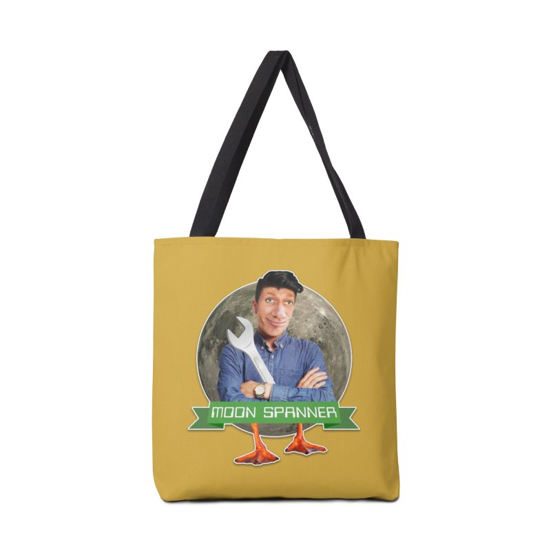 Moon Spanner Accessories Bag by The Rake & Herald Online Clag Emporium