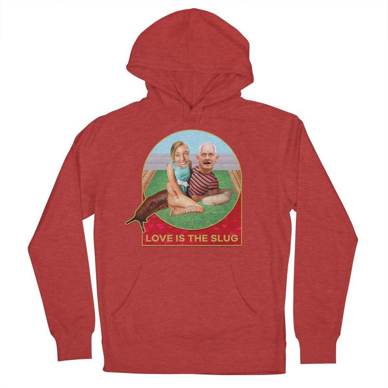 Love Is the Slug Men's Pullover Hoody by The Rake & Herald Online Clag Emporium