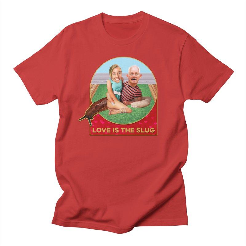 Love Is the Slug Men's T-Shirt by The Rake & Herald Online Clag Emporium