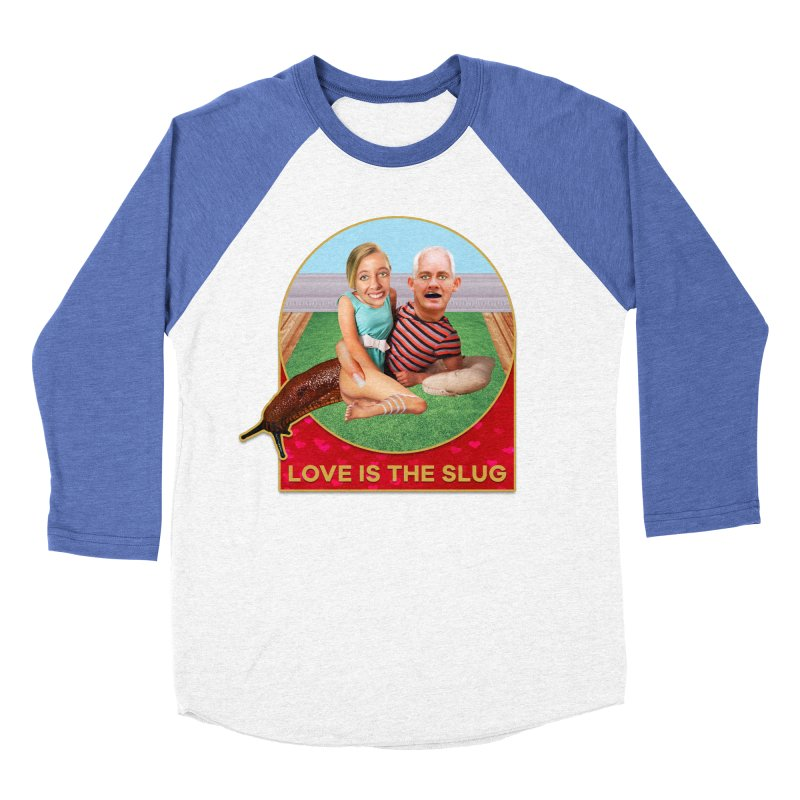 Love Is the Slug Women's Longsleeve T-Shirt by The Rake & Herald Online Clag Emporium