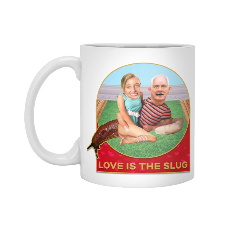 Love Is the Slug Accessories Standard Mug by The Rake & Herald Online Clag Emporium