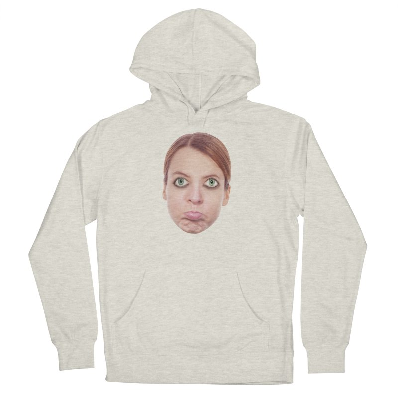 Kate Middlefinger Women's French Terry Pullover Hoody by The Rake & Herald Online Clag Emporium