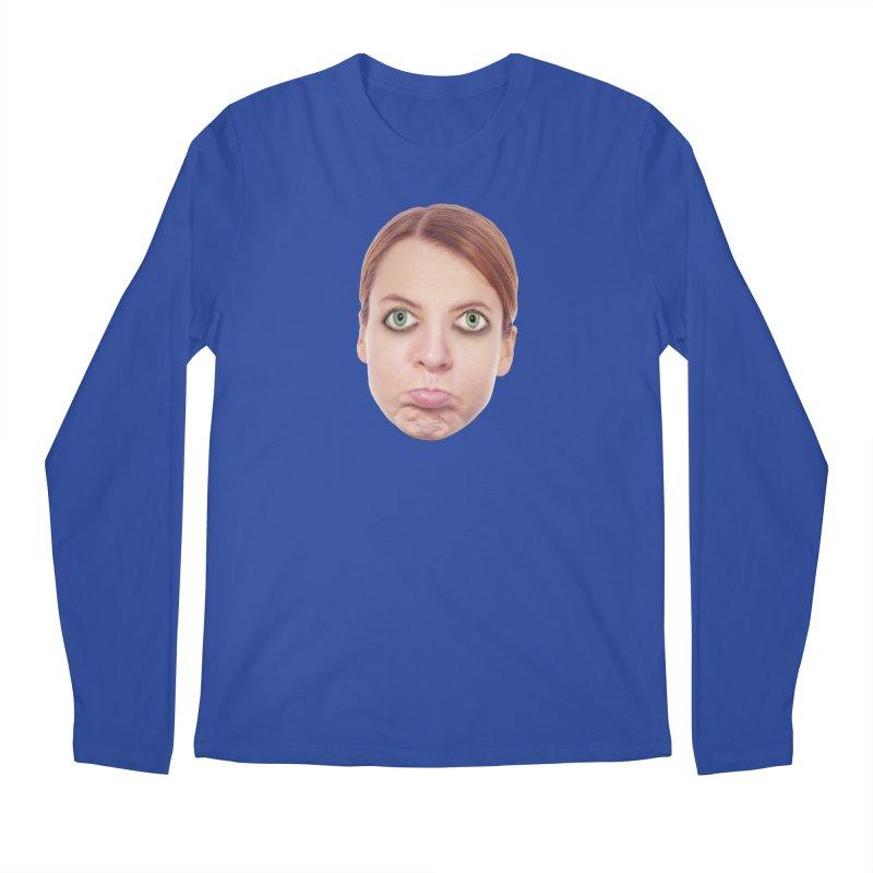 Kate Middlefinger Men's Regular Longsleeve T-Shirt by The Rake & Herald Online Clag Emporium