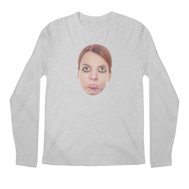 Kate Middlefinger Men's Longsleeve T-Shirt by The Rake & Herald Online Clag Emporium