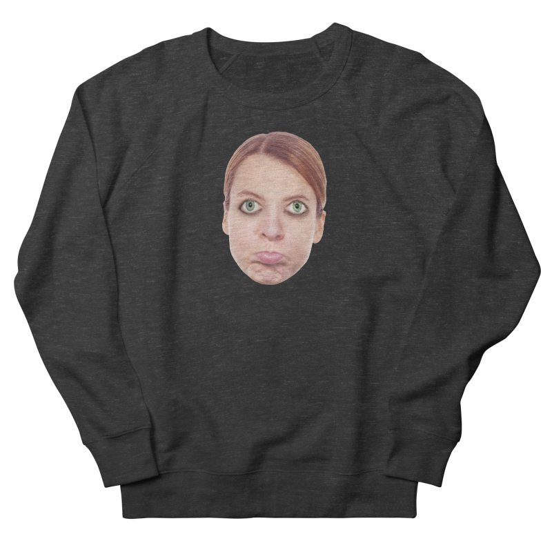 Kate Middlefinger Women's French Terry Sweatshirt by The Rake & Herald Online Clag Emporium