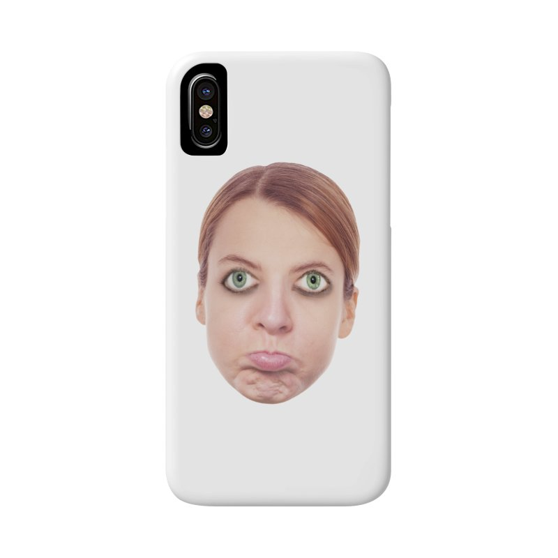 Kate Middlefinger Accessories Phone Case by The Rake & Herald Online Clag Emporium