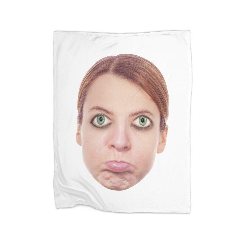 Kate Middlefinger Home Blanket by The Rake & Herald Online Clag Emporium