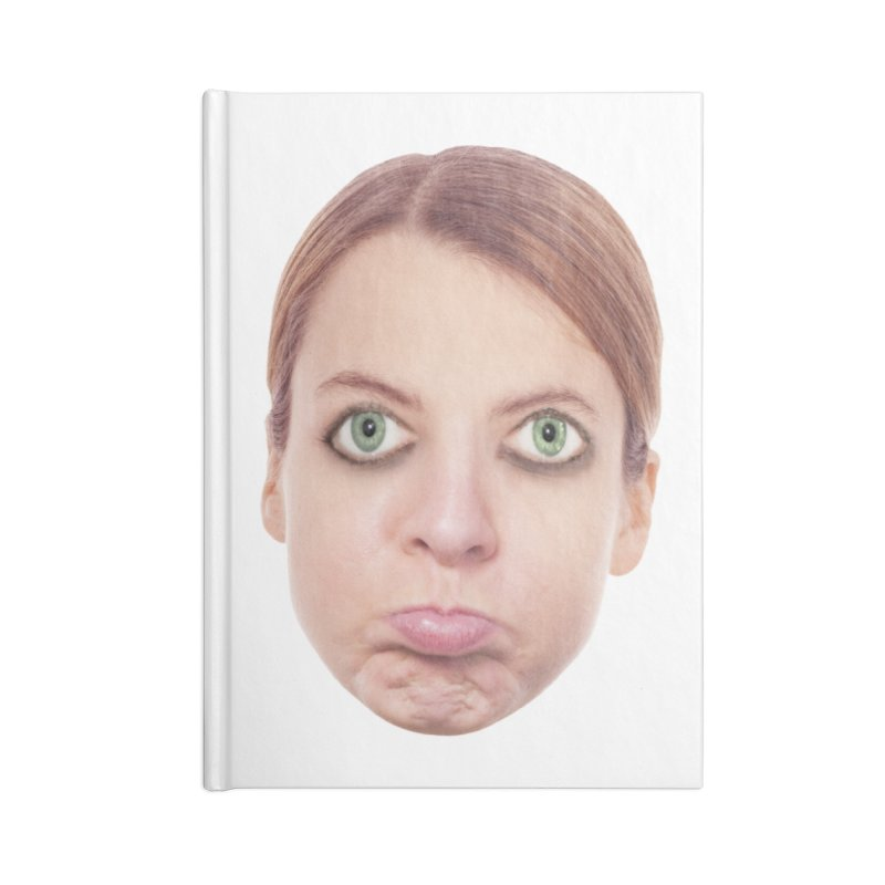 Kate Middlefinger Accessories Notebook by The Rake & Herald Online Clag Emporium