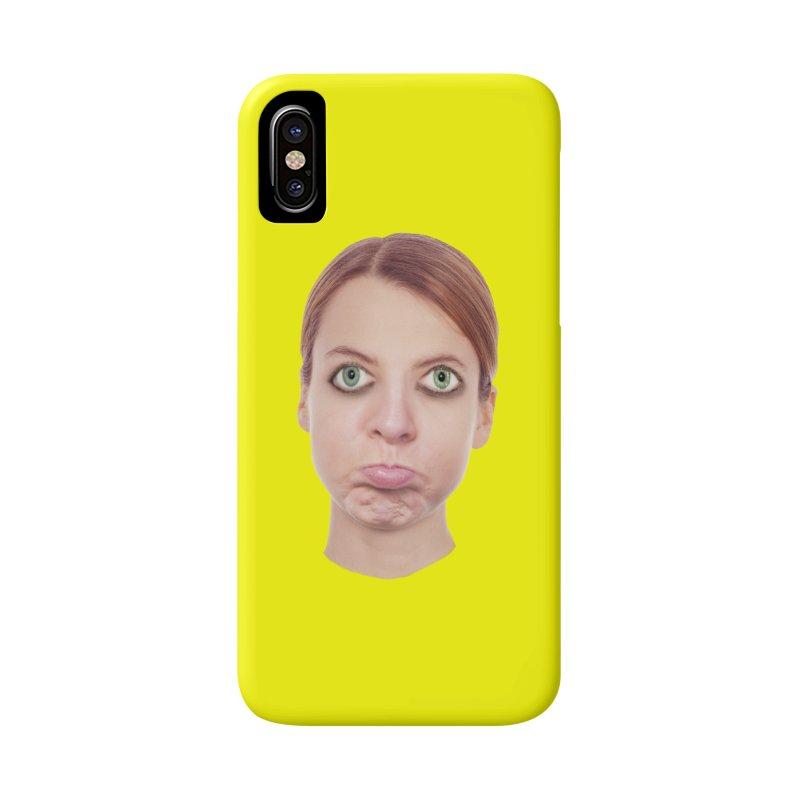 Kate Middlefinger Accessories Phone Case by The Rake & Herald Online Clag Emporium
