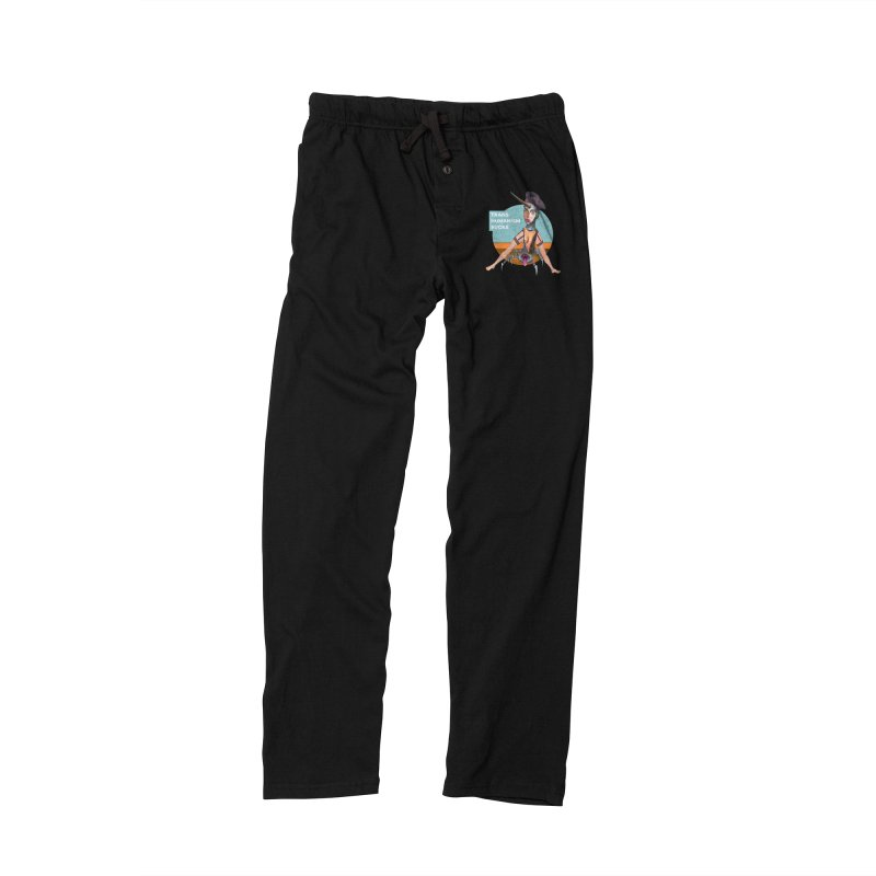 Transhumanism Sucks Women's Lounge Pants by The Rake & Herald Online Clag Emporium